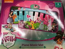 Nella The Princess Knight Piano Music Mat Toddler Girls Toy NEW DENTED BOX