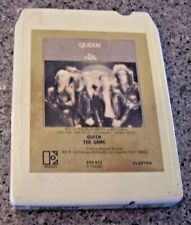"""Queen """"The Game"""" TESTED 8-TRACK TAPE"""