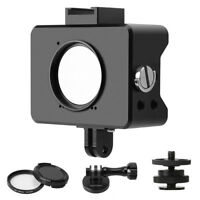 Aluminum Protective Housing Case Frame w// 52mm UV filter for GoPro Hero 8 Black