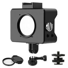 Aluminun Protective Cage For Sony RX0 Housing Case+37mm UV Filter+Adapter Mount