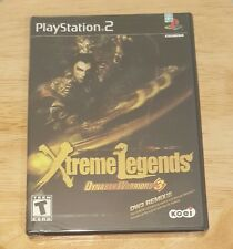 Dynasty Warriors 3: Xtreme Legends- PlayStation 2 PS2- BRAND NEW & SEALED - RARE