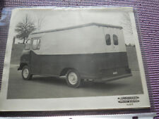 New listing Dodge Step Van Bread Truck Boyertown Body Factory Photo Old original Mopar Decor