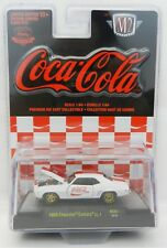 1:64 M2 Machines *COCA COLA COKE HOBBY RC01* 1969 Chevrolet Camaro ZL-1 #86 NIP