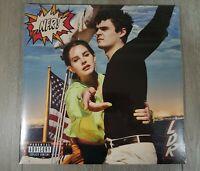 New Lana Del Rey - NFR! Vinyl 2xLP Gatefold Double Record Album Norman Rockwell