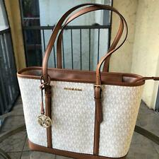 Michael Kors Women Lady Small PVC Leather Shoulder Tote Bag Handbag Messenger MK