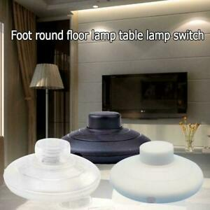 Foot Switch For Lamp Or Light - Floor Switch For Lamp Black/White In G1L9.