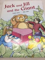 JACK AND JILL AND THE GIANT MATHTALES  Big Teacher Book Big Book PB Day Care