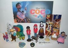 Disney Coco Movie Party Favors Set of 15 with Figures, Charm, Tattoo and Spirits