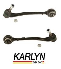 2 Left+Right Front Lower Rear Control Arms w Ball Joint & Bushing for BMW x5 E53