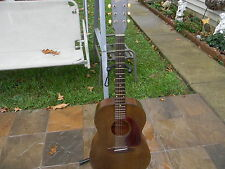 "Gibson  LGO guitar 1960""s"
