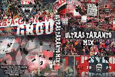 DVD ULTRAS TARANTO 2002-2006 (TARANTINI,RED AND BLUE,ULTRA,TIFO,CORI,FUMOGENI)