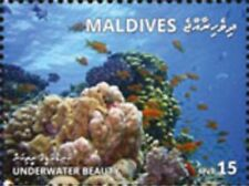 Maldives - 2019 Underwater Beauty - Stamp - MLD1801local07a