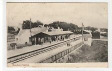 More details for banchory railway station: kincardineshire postcard (c28171)