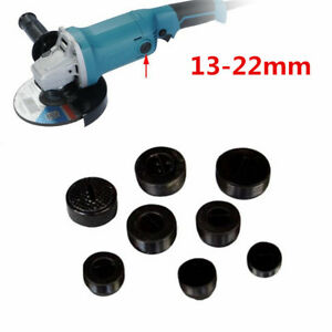 2Pcs Black Carbon Brush Holder Cap Brushes Cover 13 14 15 16 18 20 22mm