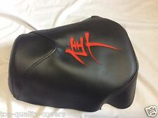 New SEAT COVER  red Japanese letter for 2003-2014 Honda Ruckus NPS50 Models