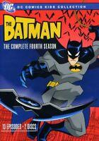 The Batman - Season 4 DC Comics DVD [New/Sealed] Region 4