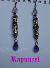 Orecchini Raperonzolo Torre Cosplay - Earrings Rapunzel Tangled Tower Disney