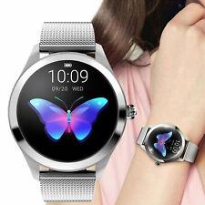Smart Watch 2019 IP68 à prova d 'água Frequência Cardíaca Bluetooth Masculino Feminino Para Android Ios