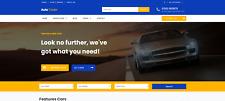 Fully Responsive Car Dealer Website