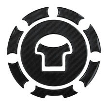 Bouchon de Réservoir 3D Coussinet Charbon Noir 600039 Compatible pour Honda