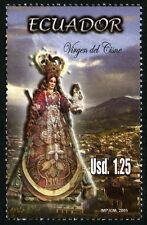 Ecuador 1744, MNH. Virgin of Cisne, 2005