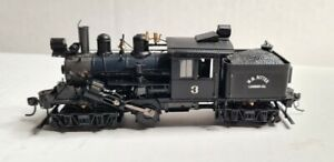 Bachmann Spectrum HO Class B Two Truck Climax Locomotive W.M Ritter Lumber Co.