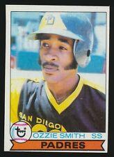 1979 Topps Baseball #116 OZZIE SMITH -Rookie- (San Diego Padres) -HOF Rookie