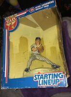 Starting Lineup Stadium Stars Ryne Sandberg Wrigley Field Chicago Cubs Rare 1992