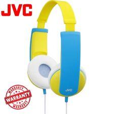 JVC TINYPHONES Kids On-ear Headphones with Volume Limiter, Fast & Free Postage