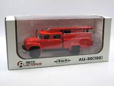Auto Historia (AIST) - AC-30 (ZIL-130) Fire Engine USSR Feuerwehr TLF 1/43