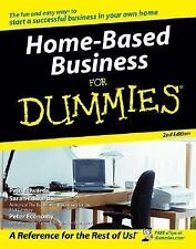 Home-Based Business For Dummies (For Dummies (Business & Personal-ExLibrary