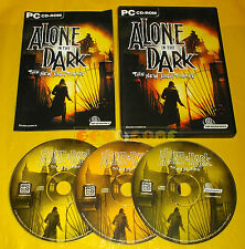 ALONE IN THE DARK THE NEW NIGHTMARE Pc Versione Italiana ○○○○ COMPLETO - C1