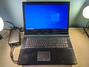 Clevo P570WM Notebook (Xeon E5-1680V2; 32GB DDR3 Quad-Channel; SSD; 2x HD7970M)