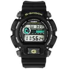 Casio DW9052-1B, G-Shock Chronograph Watch, Resin Band, Alarm, 200 Meter WR