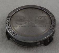 Concept One Wheels Chrome / Silver Custom Wheel Center Cap Caps # 220 400 01 25