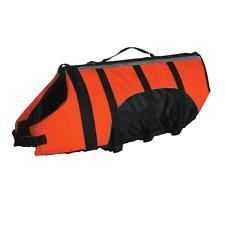 Guardian Gear Aquatic Pet Preserver Quality Dog Life Safety Jacket Orange xxs