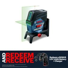 Bosch Professional GCL 2-50 CG 50m Green Beam Laser With Bluetooth