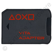 SD2Vita 3.0 Micro SD Memory Card Adapter for PS Vita 3.60 Henkaku - NEW 2018