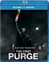 Neuf The First Purge Blu-Ray