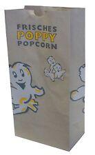 1000 Popcorntüten Popcorntüte Größe 2, 46oz, ca.1,4L Poppy Öko