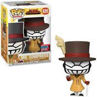 Funko POP! Animation #820 Mr. Compress My Hero Academia