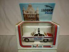 POLISTIL S 635 JAGUAR POLICE 1:25 - EXCELLENT CONDITION IN BOX
