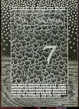 The Glitterhouse Nr. 7 (rares deutsches Garage & Indi Fanzine 1985)