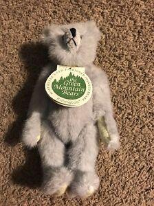 MARY MEYER Green Mountain Bears - Killington - 1993 Carol Carini Design