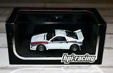 HPI Racing 8032 1/43 Lancia 037 Rally Plain Color White RARE