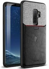 Poetic Nubuck【Credit Card ID Slot】TPU Case For Samsung Galaxy S9 P