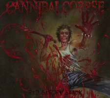 Cannibal Corpse-Red Before Black -2Cd- CD NEW