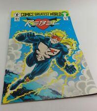 "Vintage 1993 Dark Horse Comic book ""REBEL"" week #1 Jerry ORDWAY comics greatest"