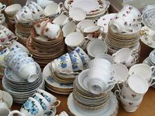 Vintage Crockery Hire for 24 guests in Bedfordshire