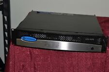 Crown amplifier CTS 4200 pro audio 4 channel power amp